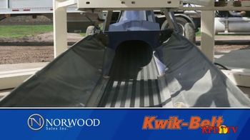 Norwood Sales Kwik-Belt TV Spot, 'Fast & Efficient' - Thumbnail 3