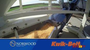 Norwood Sales Kwik-Belt TV Spot, 'Fast & Efficient' - Thumbnail 4