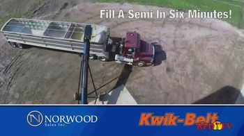 Norwood Sales Kwik-Belt TV Spot, 'Fast & Efficient' - Thumbnail 5