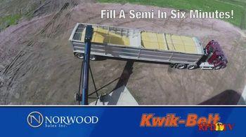 Norwood Sales Kwik-Belt TV Spot, 'Fast & Efficient' - Thumbnail 6