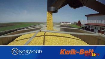 Norwood Sales Kwik-Belt TV Spot, 'Fast & Efficient' - Thumbnail 7