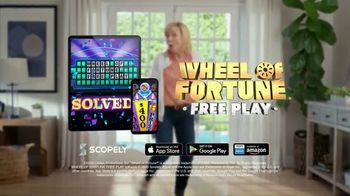 Wheel of Fortune Free Play TV Spot, 'The Floss' - Thumbnail 9