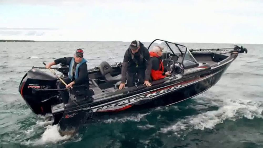 Tracker Boats Deep V TV Commercial, 'More Than a Fishing Platform: $500 Gift Card' Song by Alan Paul