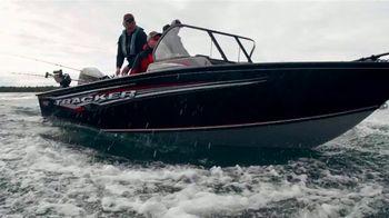 Tracker Boats Deep V TV Spot, 'More Than a Fishing Platform: $500 Gift Card' Song by Alan Paul Ett, Jeff Edwards - Thumbnail 1