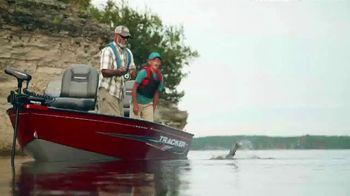 Tracker Boats Deep V TV Spot, 'More Than a Fishing Platform: $500 Gift Card' Song by Alan Paul Ett, Jeff Edwards - Thumbnail 3