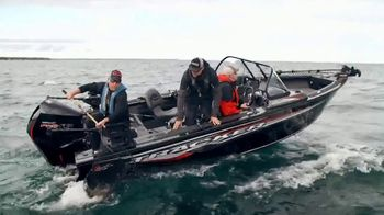 Tracker Boats Deep V TV Spot, 'More Than a Fishing Platform: $500 Gift Card' Song by Alan Paul Ett, Jeff Edwards - Thumbnail 6