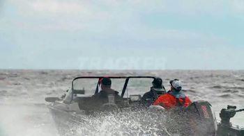 Tracker Boats Deep V TV Spot, 'More Than a Fishing Platform: $500 Gift Card' Song by Alan Paul Ett, Jeff Edwards - Thumbnail 8