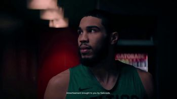 Gatorade Gx Sweat Patch TV Spot, 'Push the Game Forward' Featuring Jayson Tatum