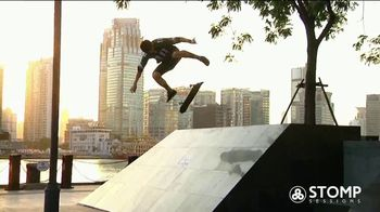 Stomp Sessions TV Spot, 'Becoming an Athlete' Featurng Chris Cole, Cameron Zink, Josh Kerr - Thumbnail 2