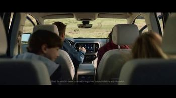GMC Acadia TV Spot, 'Weekend Starts Now' Song by Sugar Chile Robinson [T2]