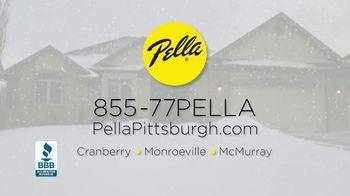 Pella Pittsburgh TV Spot, 'Winter Weather: BOGO Windows' - Thumbnail 9