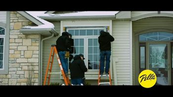 Pella Pittsburgh TV Spot, 'Winter Weather: BOGO Windows'