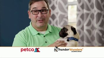 ThunderWunder Calming Chews TV Spot, 'Relaxed Bob: Chill' - Thumbnail 9