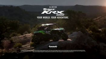 2020 Kawasaki Teryx KRX 1000 TV Spot, 'Rugged Adventure' - Thumbnail 9