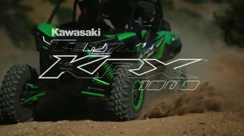 2020 Kawasaki Teryx KRX 1000 TV Spot, 'Rugged Adventure'