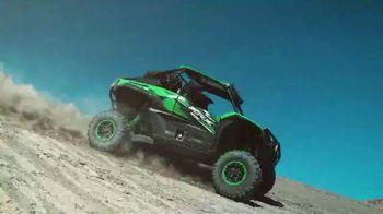 2020 Kawasaki Teryx KRX 1000 TV Spot, 'Rugged Adventure' - Thumbnail 8