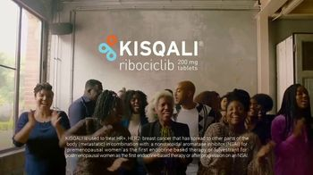KISQALI TV Spot, 'We Are the Thrivers'