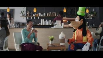 Disney World TV Spot, \'Coffee Shop Conversation\'