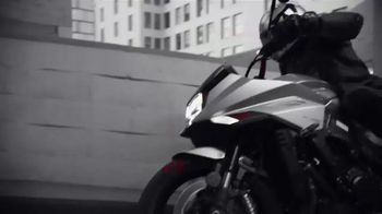 2020 Suzuki Katana TV Spot, 'Cut Ahead' - Thumbnail 7