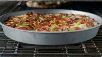 Domino's TV Spot, 'Five Crust Options for $7.99: Birthday' - Thumbnail 2