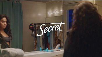 Secret TV Spot, 'Women's World' Featuring Camila Mendes, Swin Cash & Jessie Reyez, Song by Jessie Reyez - Thumbnail 1