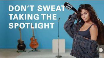 Secret TV Spot, 'Women's World' Featuring Camila Mendes, Swin Cash & Jessie Reyez, Song by Jessie Reyez - Thumbnail 4