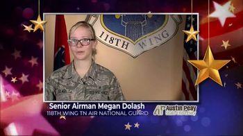 Austin Peay State University TV Spot, 'Holidays: Megan Dolash' - Thumbnail 4