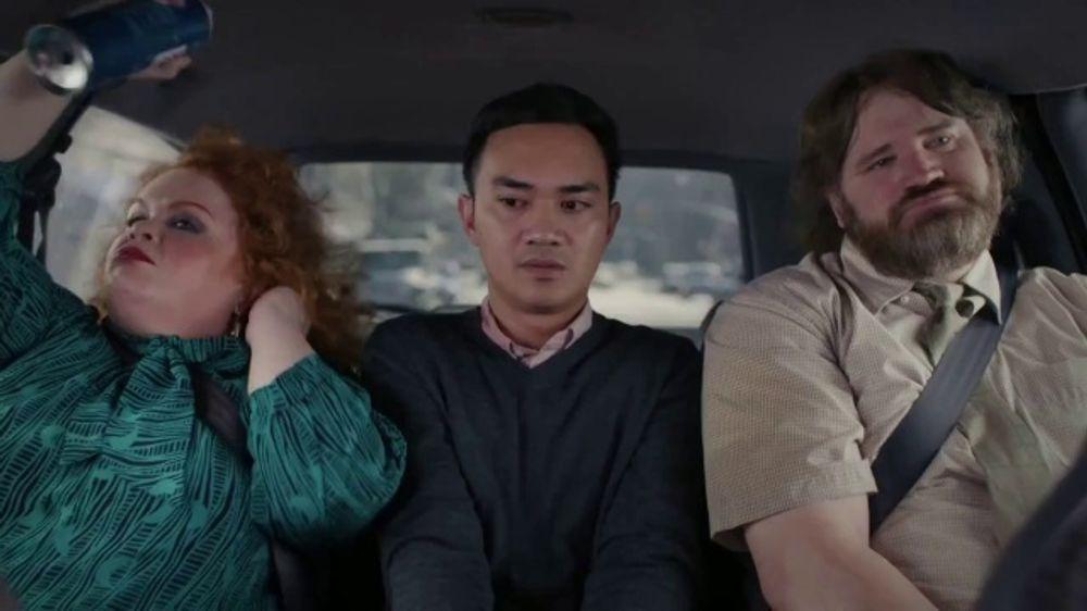 Folgers TV Commercial, 'Carpool'