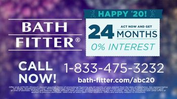 Bath Fitter New Year's Deal TV Spot, 'Ring in 2020: Two Years No Interest' - Thumbnail 7