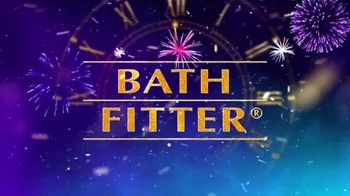Bath Fitter New Year's Deal TV Spot, 'Ring in 2020: Two Years No Interest'