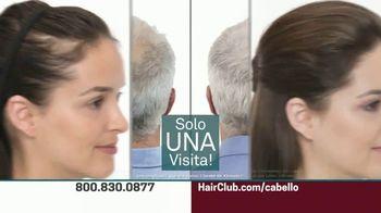 Hair Club TV Spot, 'Hermoso, saludable y lleno de vida' [Spanish]