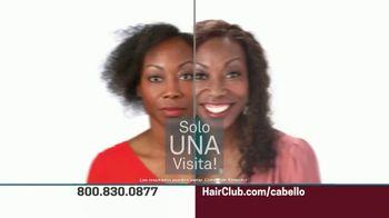Hair Club TV Spot, 'Hermoso, saludable y lleno de vida' [Spanish] - Thumbnail 3