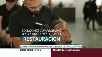 Hair Club TV Spot, 'Hermoso, saludable y lleno de vida' [Spanish] - Thumbnail 4
