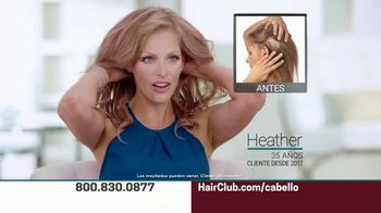 Hair Club TV Spot, 'Hermoso, saludable y lleno de vida' [Spanish] - Thumbnail 6