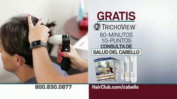 Hair Club TV Spot, 'Hermoso, saludable y lleno de vida' [Spanish] - Thumbnail 7