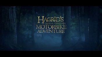 The Wizarding World of Harry Potter TV Spot, 'Hagrid's Motorbike Adventure: $79'