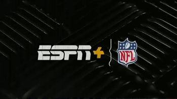 ESPN+ TV Spot, 'NFL Highlights, Originals, Analysis' - Thumbnail 1