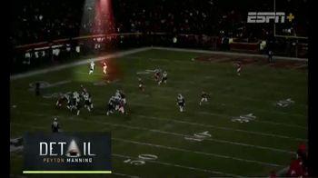 ESPN+ TV Spot, 'NFL Highlights, Originals, Analysis' - Thumbnail 8