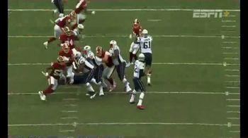 ESPN+ TV Spot, 'NFL Highlights, Originals, Analysis' - Thumbnail 9