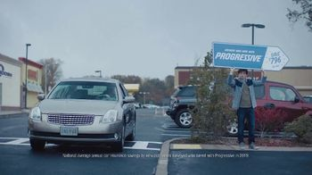 Progressive TV Spot, \'Sign Spinner: Dad\'