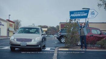 Progressive TV Spot, 'Sign Spinner: Dad' - Thumbnail 5