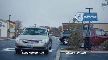 Progressive TV Spot, 'Sign Spinner: Dad' - Thumbnail 8