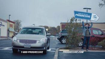 Progressive TV Spot, 'Sign Spinner: Dad' - Thumbnail 9