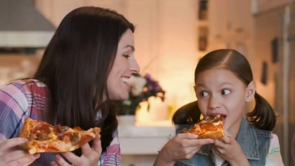 Marco's Pizza TV Commercial, 'Buy Love: 50 Percent Off'