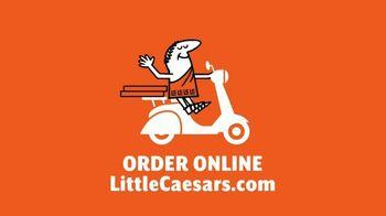 Little Caesars Hot-N-Ready Thin Crust Pizza TV Spot, 'Shy' - Thumbnail 6
