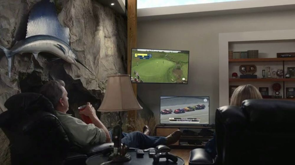 GEICO TV Commercial, 'Man Cave' - iSpot.tv
