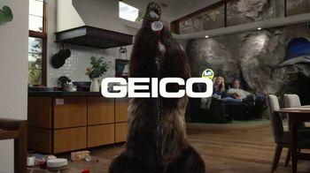 GEICO TV Spot, 'Man Cave' - Thumbnail 9