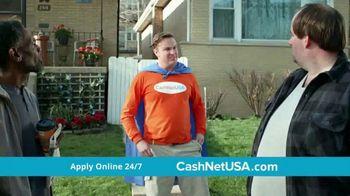 CashNetUSA TV Spot, 'Man Vs. Flat Tire' - Thumbnail 2