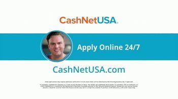 CashNetUSA TV Spot, 'Man Vs. Flat Tire' - Thumbnail 6