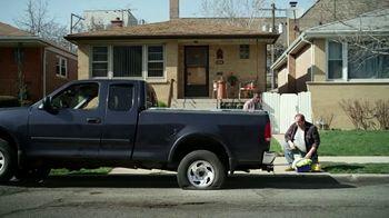 CashNetUSA TV Spot, 'Man Vs. Flat Tire' - 8703 commercial airings